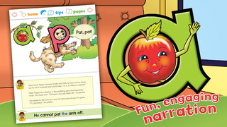 Letterland Stories: Annie Apple App - 2