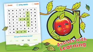 Letterland Stories: Annie Apple-4