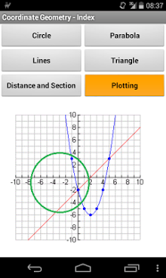 Coordinate Geometry Calculator App - 10