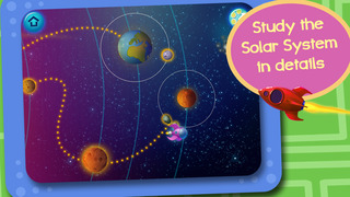 Explorium - Space for Kids App - 3