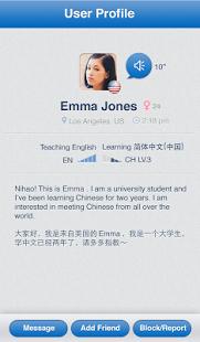 HelloTalk Language Exchange App - 1