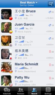 HelloTalk Language Exchange App - 2