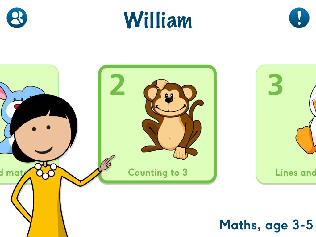 Maths, age 3-5-1