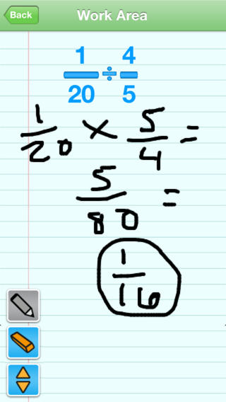Math Friendzy App - 4