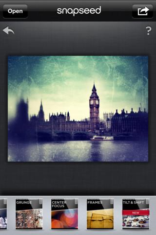 Snapseed App - 1