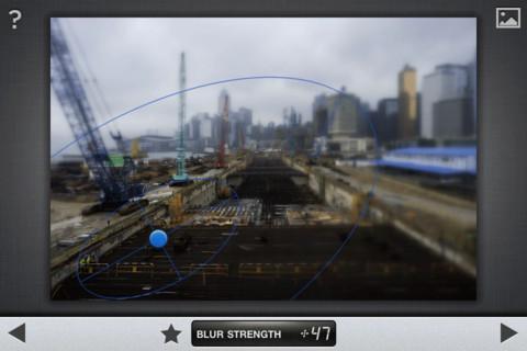 Snapseed App - 4