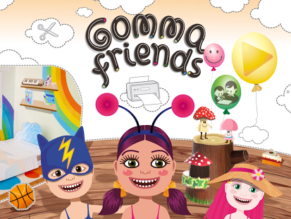 Gomma Friends App - 5