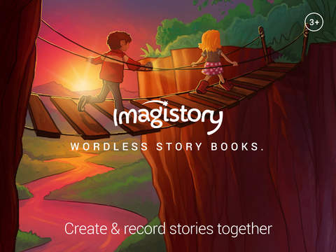 Imagistory - Creative Storytelling App for Kids App - 1