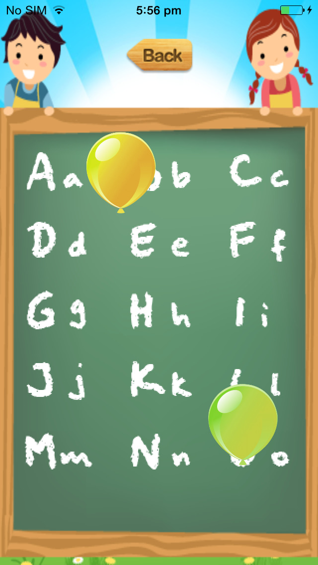 My First ABC Kids - Learn Alphabets Poems n Games App - 2