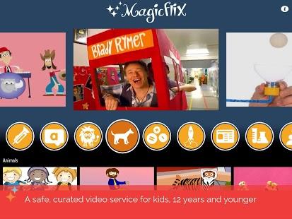 Magicflix App - 2