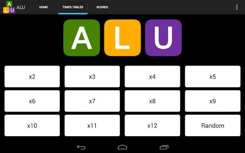 ALU Math & Number Fun-6