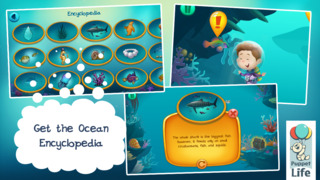 Explorium - Ocean For Kids App - 4