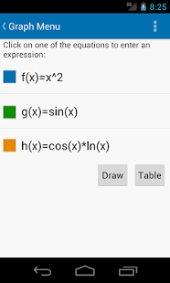 Algeo Graphing Calculator-5
