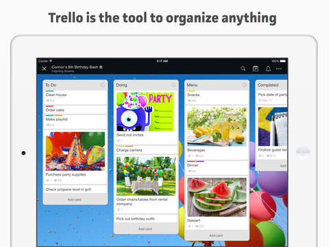 Trello - Organize Anything App - 1