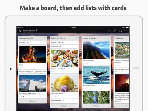 Trello - Organize Anything App - 2