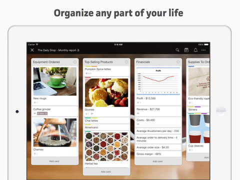Trello - Organize Anything App - 4