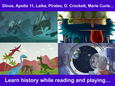 Blue Planet Tales – History, Nature & Science Children´s Bookshelf-2