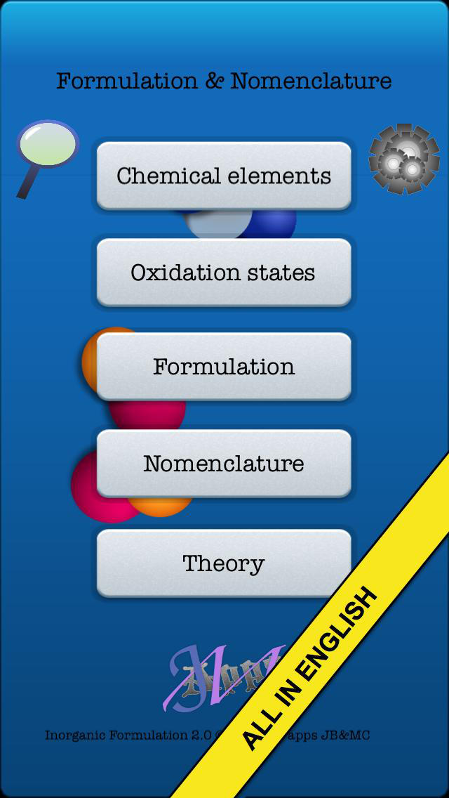 Formulation and Nomenclature of Inorganic Compounds - Chemistry Game-1