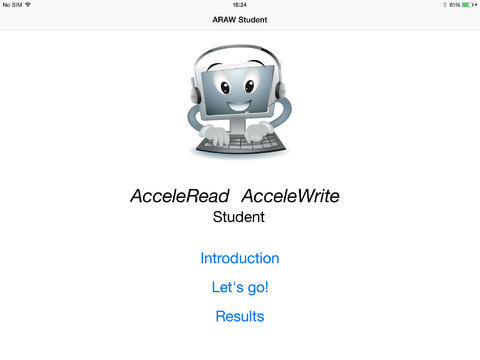 AcceleRead AcceleWrite Student-5