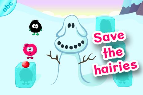 Hairy Phonics 1-4