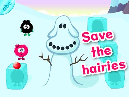 Hairy Phonics 1-14
