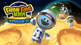 Bean Bag Kids Apollo 11