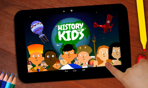 World History For kids