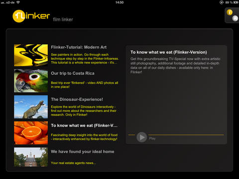 Flinker App - 1