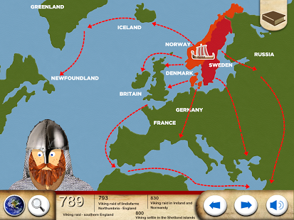 The Vikings - History For Kids-2