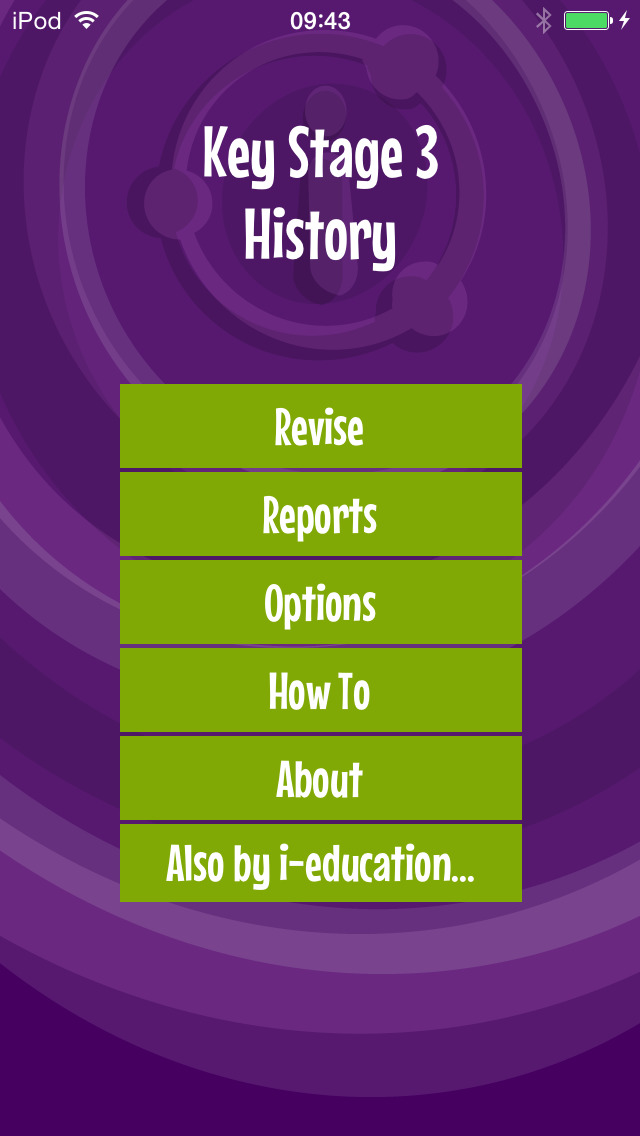 I Am Learning: KS3 History App - 1