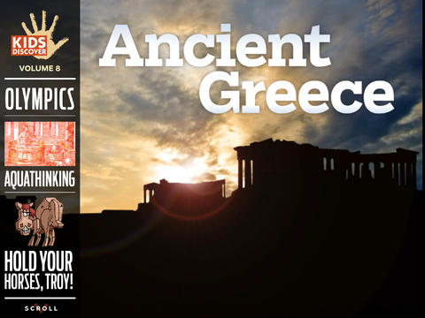 Ancient Greece by KIDS DISCOVER App - 1