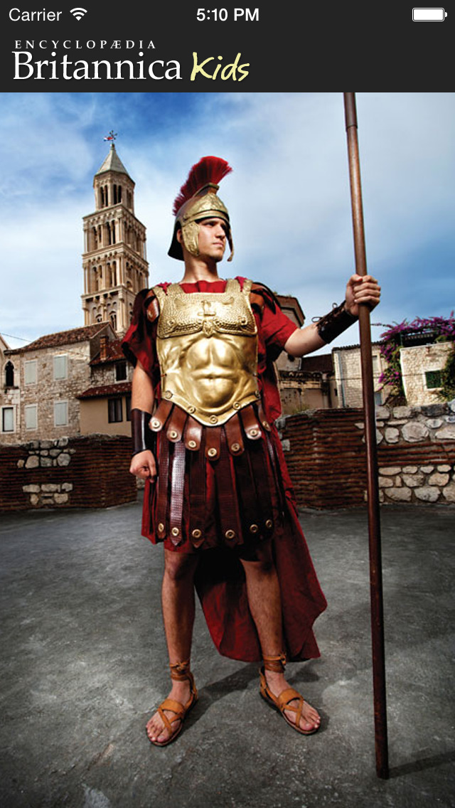 Britannica Kids: Ancient Rome-1
