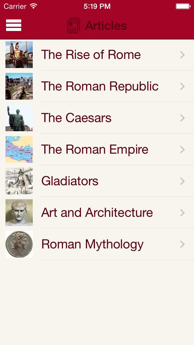 Britannica Kids: Ancient Rome-5