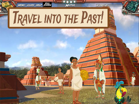 Mayan Mysteries-1