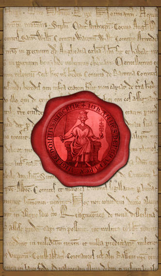 Magna Carta The Definitive Guide App - 1