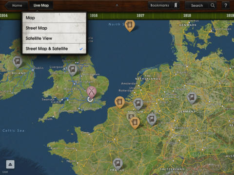 Timeline WW1 with Dan Snow: Full Edition App - 4