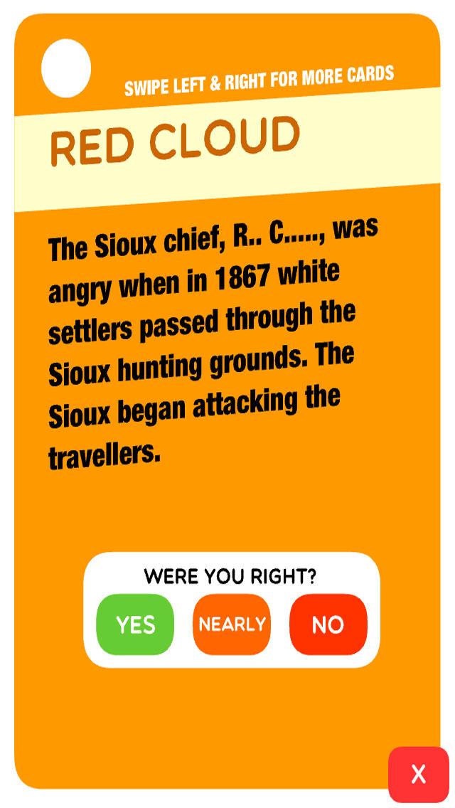 Schools History Project GCSE Revision Games App - 2