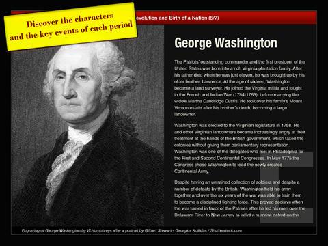 TIMEMAPS U.S. History - Historical Atlas App - 3
