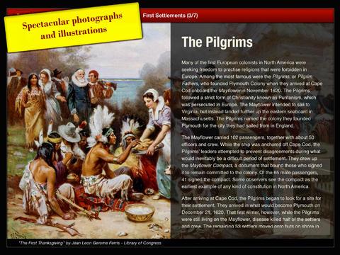 TIMEMAPS U.S. History - Historical Atlas App - 4