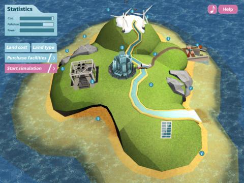 Energy Island App - 1