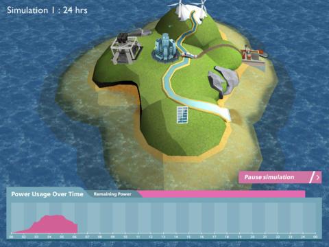 Energy Island App - 2