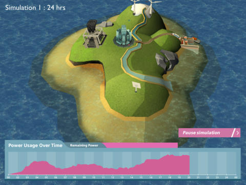 Energy Island App - 3