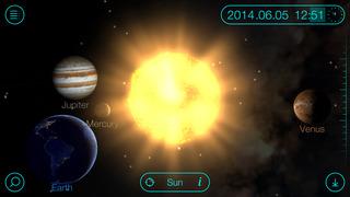Solar Walk™ - Planets System, Orbits, Moons & Size App - 2