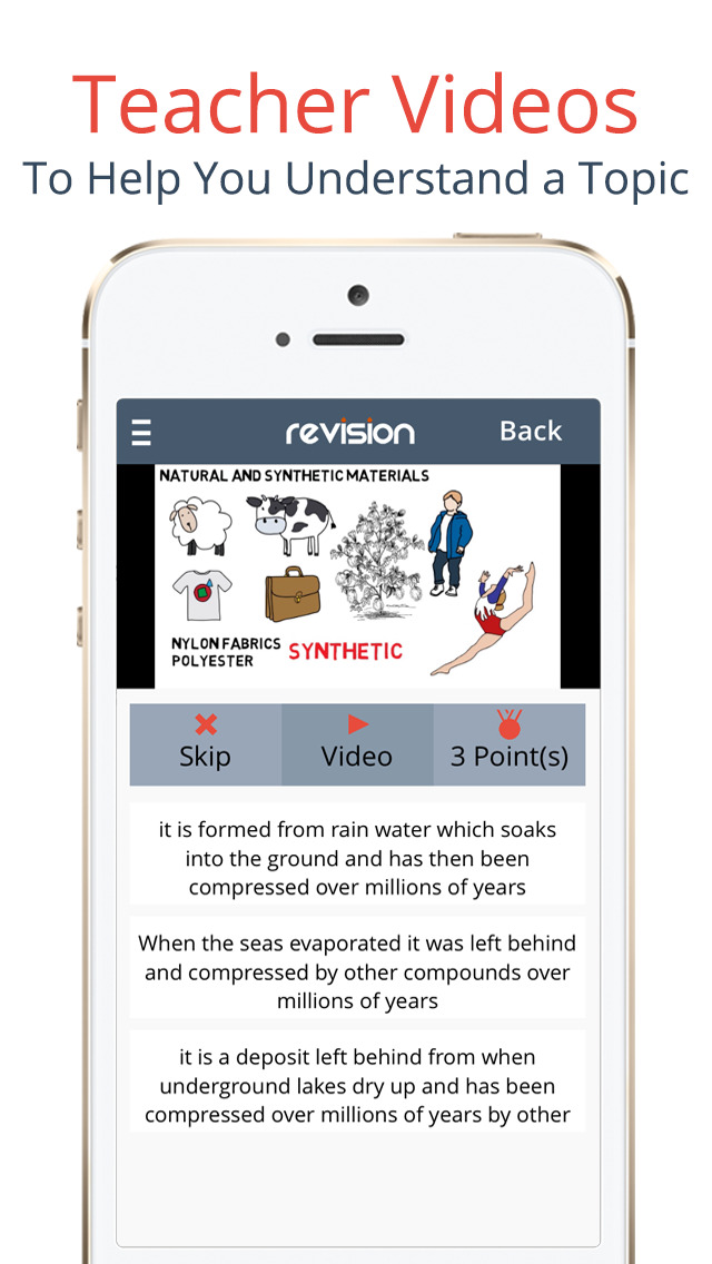 Revision App - The Ultimate Revision Tool & GCSE, A-Level & 11 Plus App App - 2