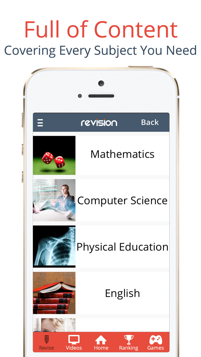 Revision App - The Ultimate Revision Tool & GCSE, A-Level & 11 Plus App-3