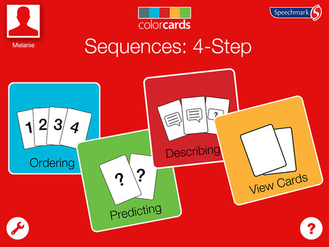 Sequences: 4-Step - ColorCards