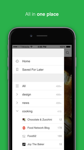 Feedly. Your RSS news reader.-2