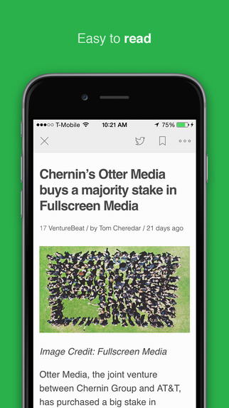 Feedly. Your RSS news reader.-3