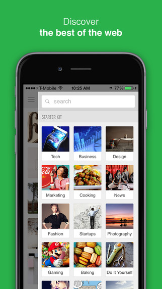 Feedly. Your RSS news reader.-5