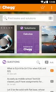 Chegg Homework Help|Rent Books-4